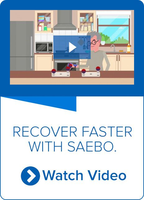 Recover Faster With Saebo - Watch Video