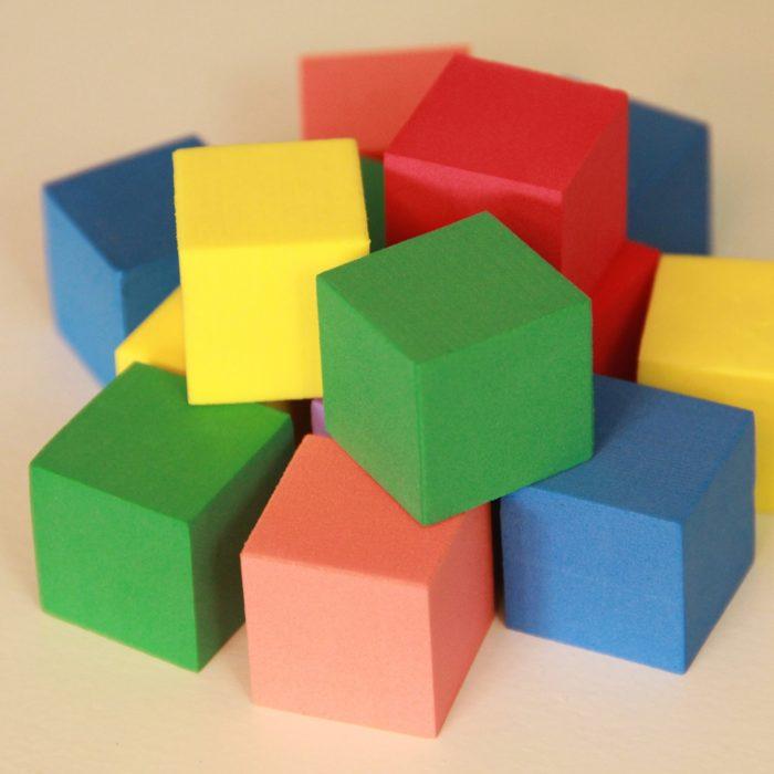 Fine Motor Cubes