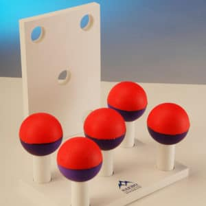 Saebo Five Ball Peg Activity