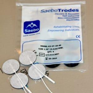 SaeboTrodes – 1.25 inch (3.2cm) Round