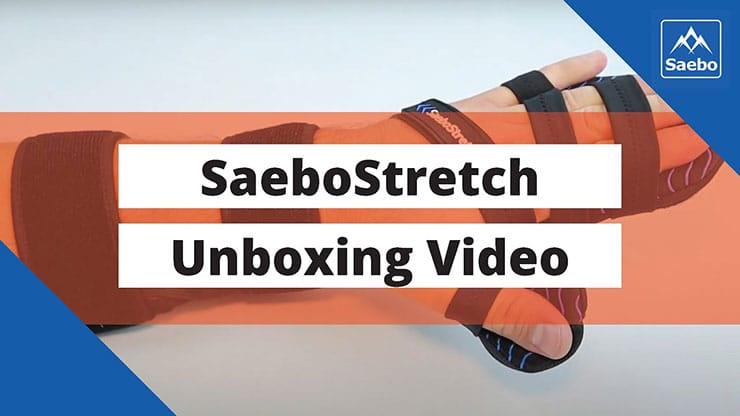 SaeboStretch Unboxing Video