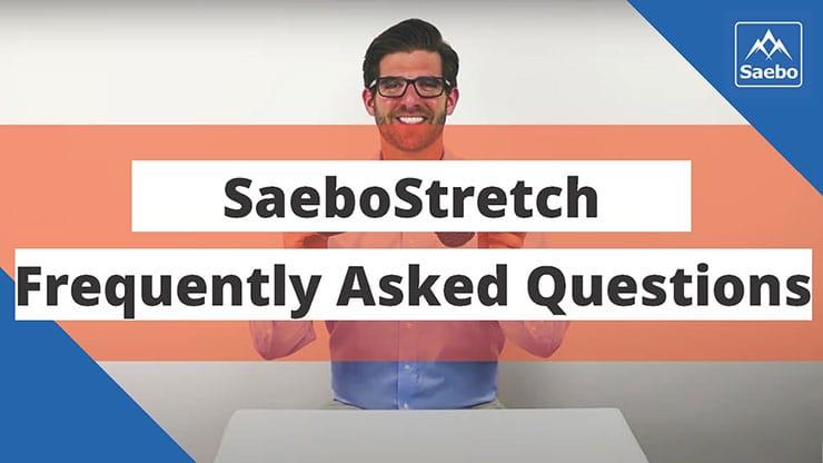 SaeboStretch FAQs