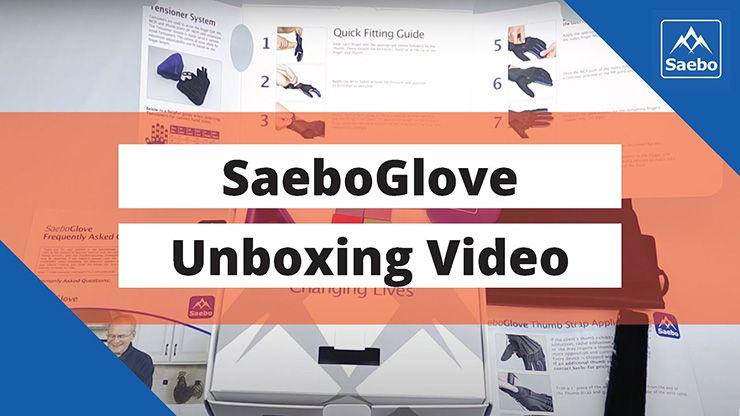 SaeboGlove Unboxing Video