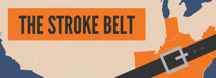 The Stroke Belt