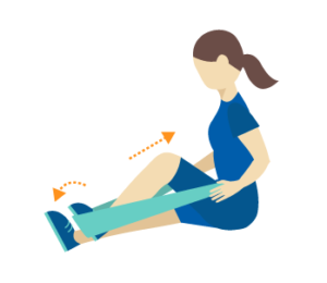 Home exercises for stroke patients
