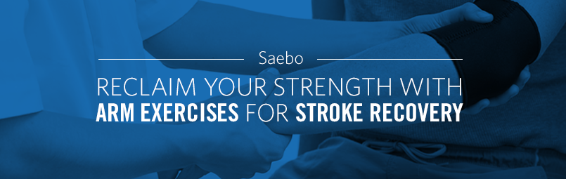 Reclaim Your Strength With Arm Exercises For Stroke Recovery  - Arm & Elbow Exercises for Stroke Recovery Survivors & Patients at Home