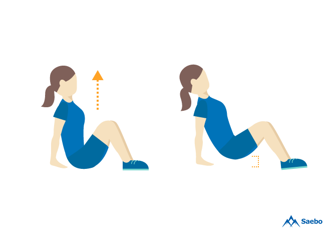 Exercise #8 Seated Pushup - Arm & Elbow Exercises for Stroke Recovery Survivors & Patients at Home