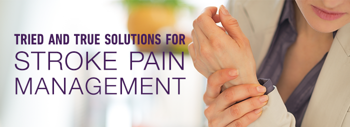 Tried and True Solutions For Stroke Pain Management-blog