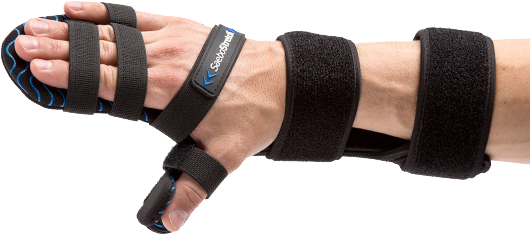 Custom Made Hand Splints That Hand Therapists Make For Patients
