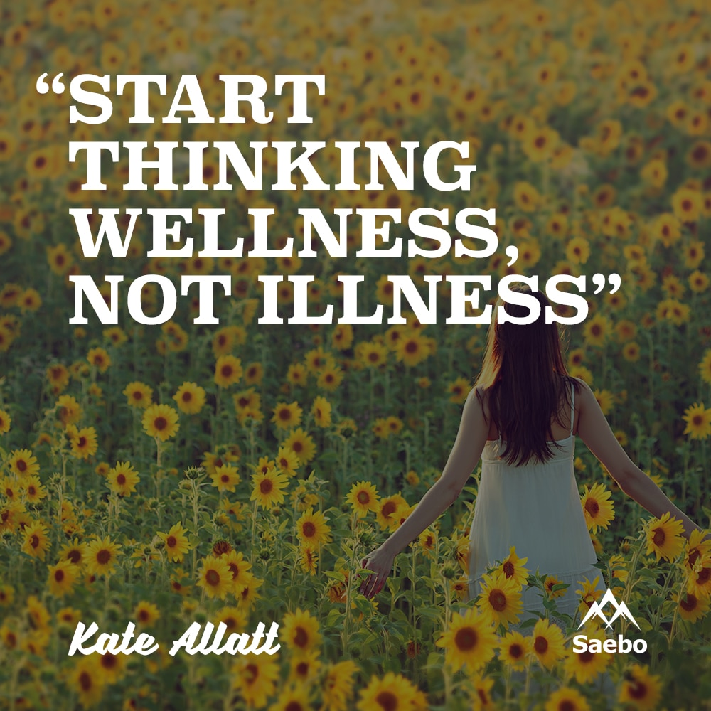 Wellness Quotes Stunning Saebo's Favorite Inspirational Quotes For Stroke Survivors  Saebo