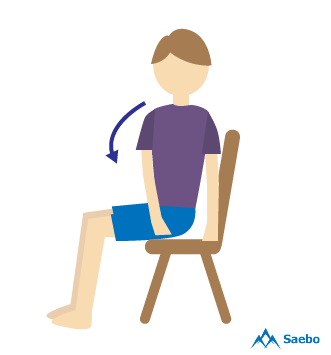 13-Seated Back Stretch