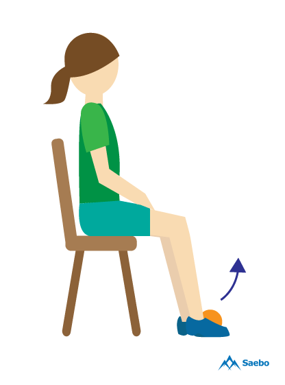 Get Back On Your Feet with Exercises for Foot Drop | Saebo