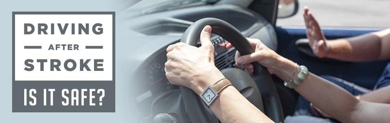Driving After Stroke-blog