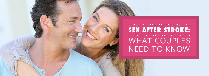 Sex After Stroke What Couples Need to Know, Sex After a Stroke