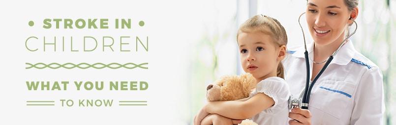 Stroke in Children-blog