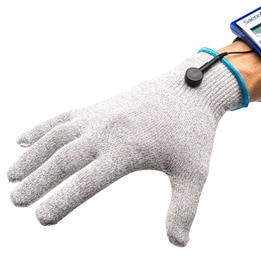 SaeboStim Micro Electro Mesh Glove