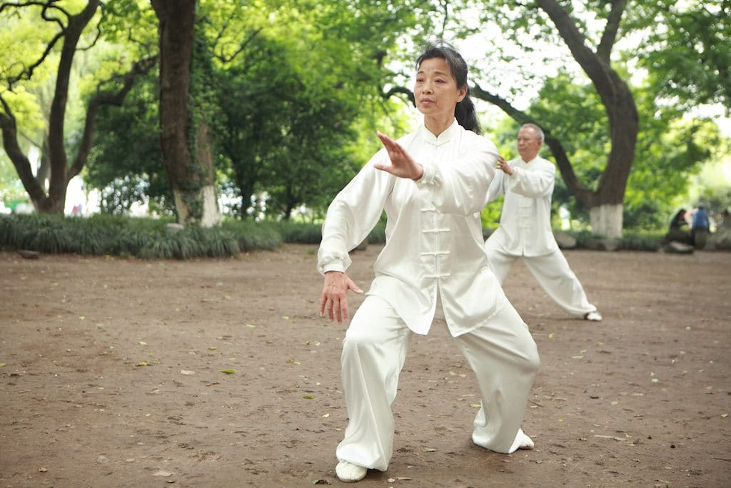 Benefits of Tai Chi for Stroke, Benefits of Tai Chi