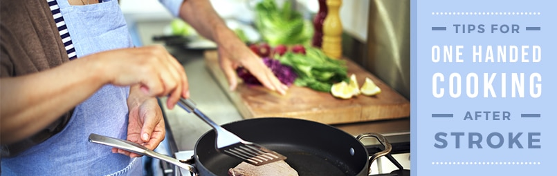 Tips for one handed cooking after stroke saebo tips for one handed cooking after stroke forumfinder Image collections