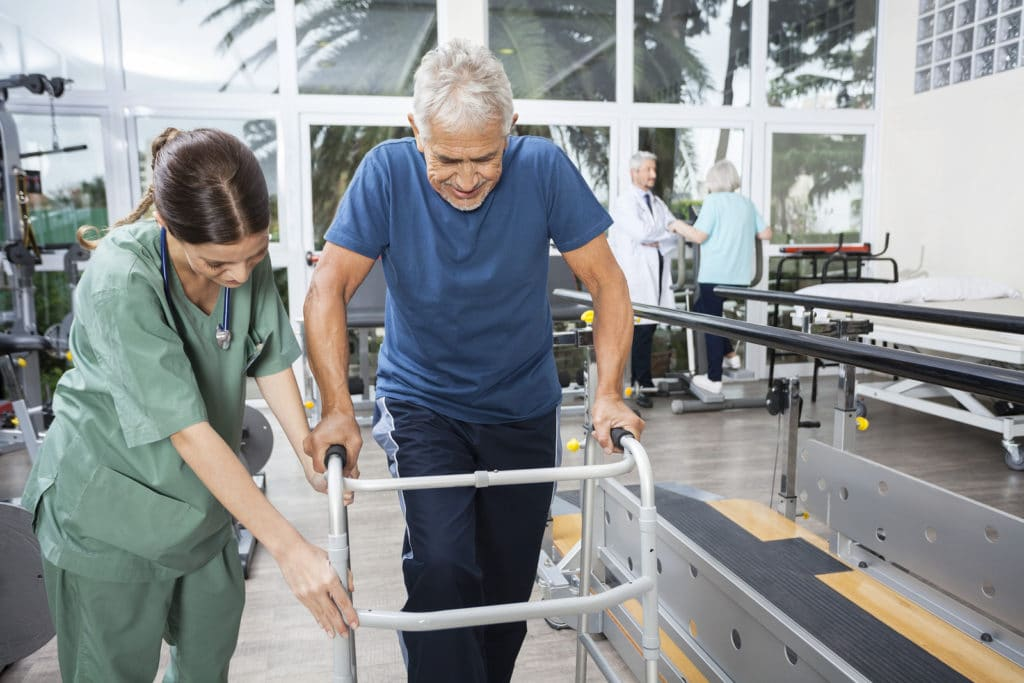 Regular Therapy Appointments After Stroke
