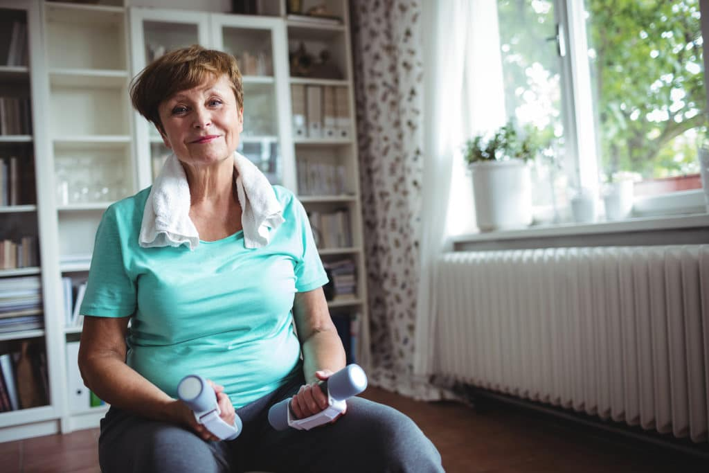 Exercise at Home After Stroke