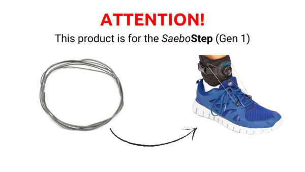 SaeboStep Spectra Cord Replacement Kit