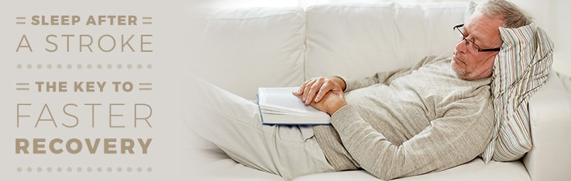 Disturbed Sleep Patterns May Be Key To >> Sleep After A Stroke The Key To Faster Recovery Saebo