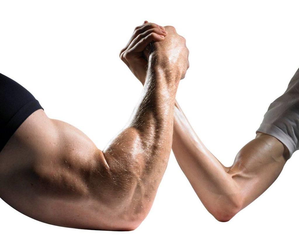 Сильные руки: как увеличить силу рук 4