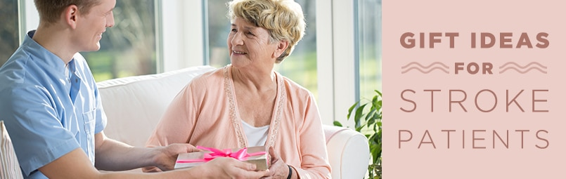 Gift ideas for stroke patients saebo finding a gift for a stroke survivor may seem like a daunting task but there are a variety of sensible and extremely useful gifts you can get for a friend negle Images