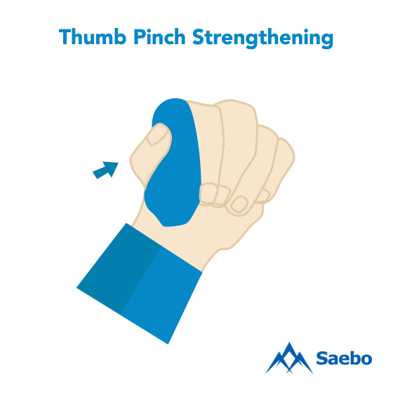 Exercise #10: Thumb Pinch Strengthening Exercises for Stroke Recovery Survivors & Patients at Home