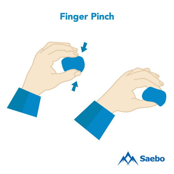 Exercise #15: Finger Pinch Exercises for Stroke Recovery Survivors & Patients at Home