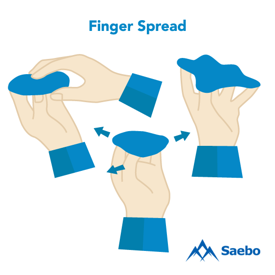 Exercise #18: Finger Spread Exercises for Stroke Recovery Survivors & Patients at Home