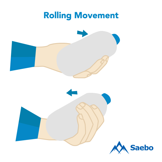 Exercise #19: Roll Movement Exercises for Stroke Recovery Survivors & Patients at Home