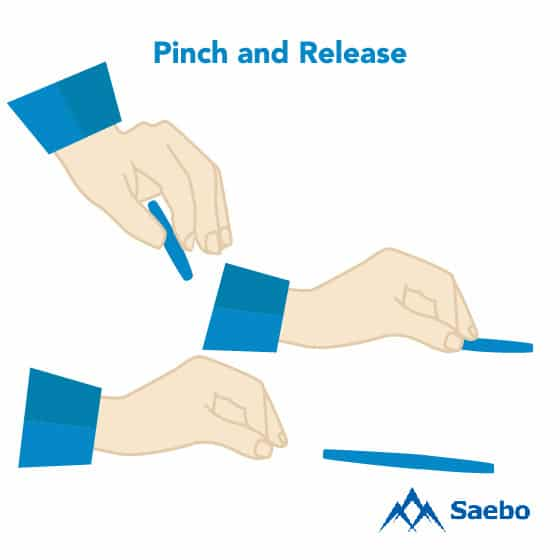 Exercise #22: Pinch & Release Exercises for Stroke Recovery Survivors & Patients at Home