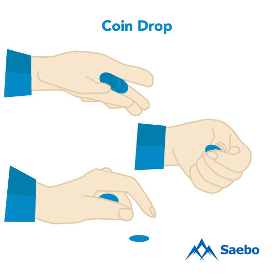 Exercise #24: Coin Drop Exercises for Stroke Recovery Survivors & Patients at Home