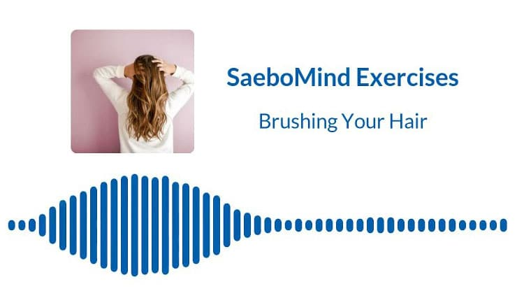 SaeboMind Exercises - Brushing Your Hair