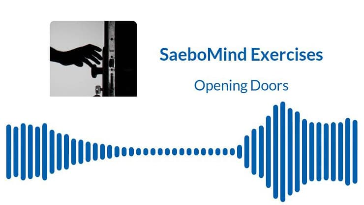 SaeboMind Exercises - Opening Doors