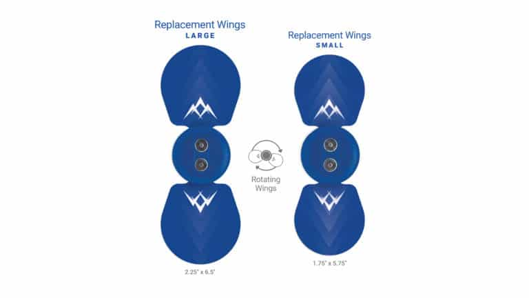 SaeboStim Go Replacement Wings
